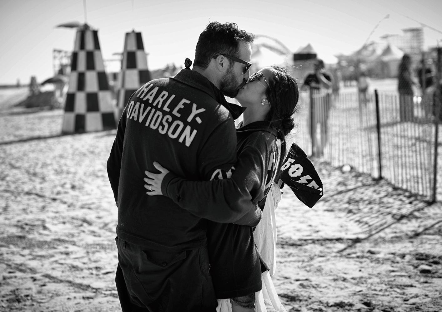 Post Race Kiss by Dan Howell