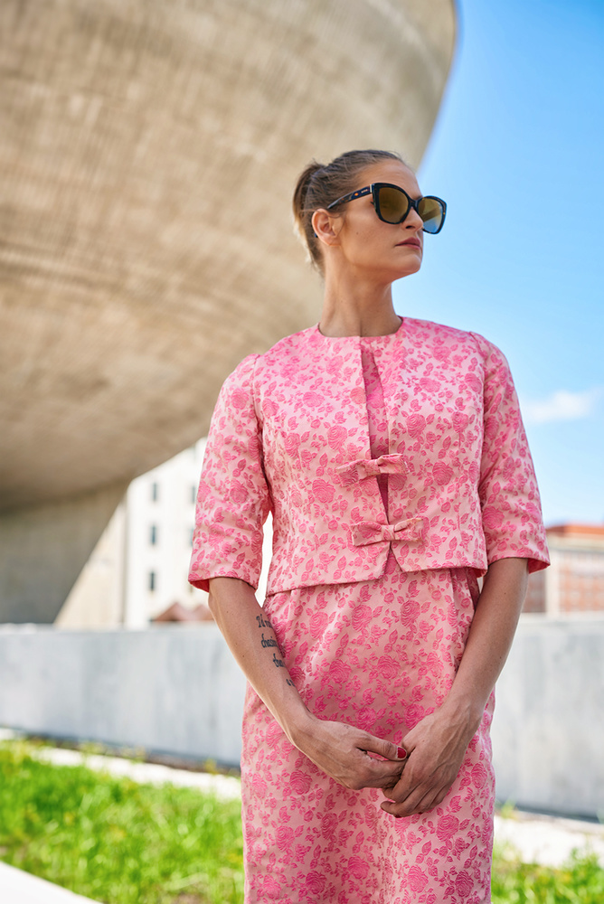 Mid-Century Modern Fashion 2 by Dan Howell