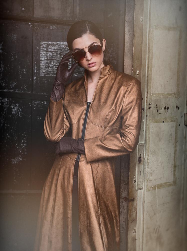 Matrix-Inspired Costume by Dan Howell