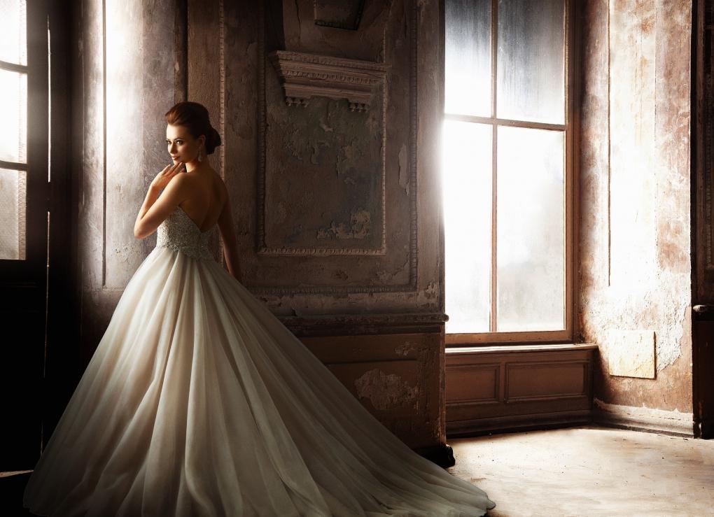 Bridal Fashion Location by Dan Howell
