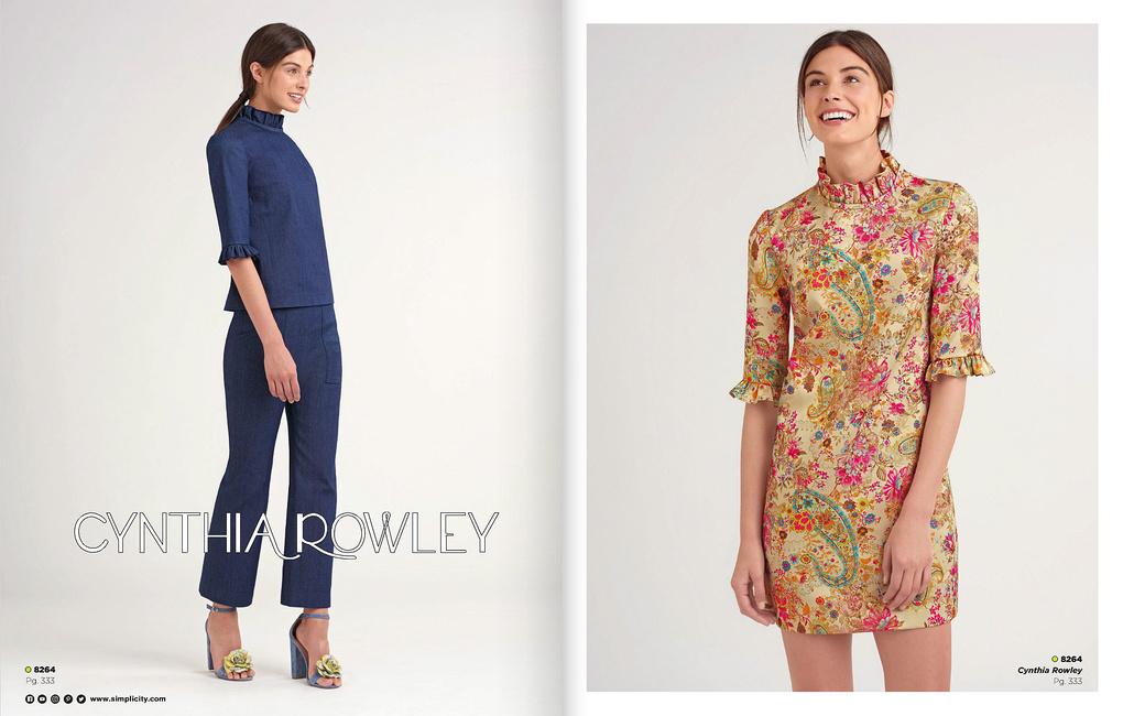 Fashion Designer Tearsheet by Dan Howell
