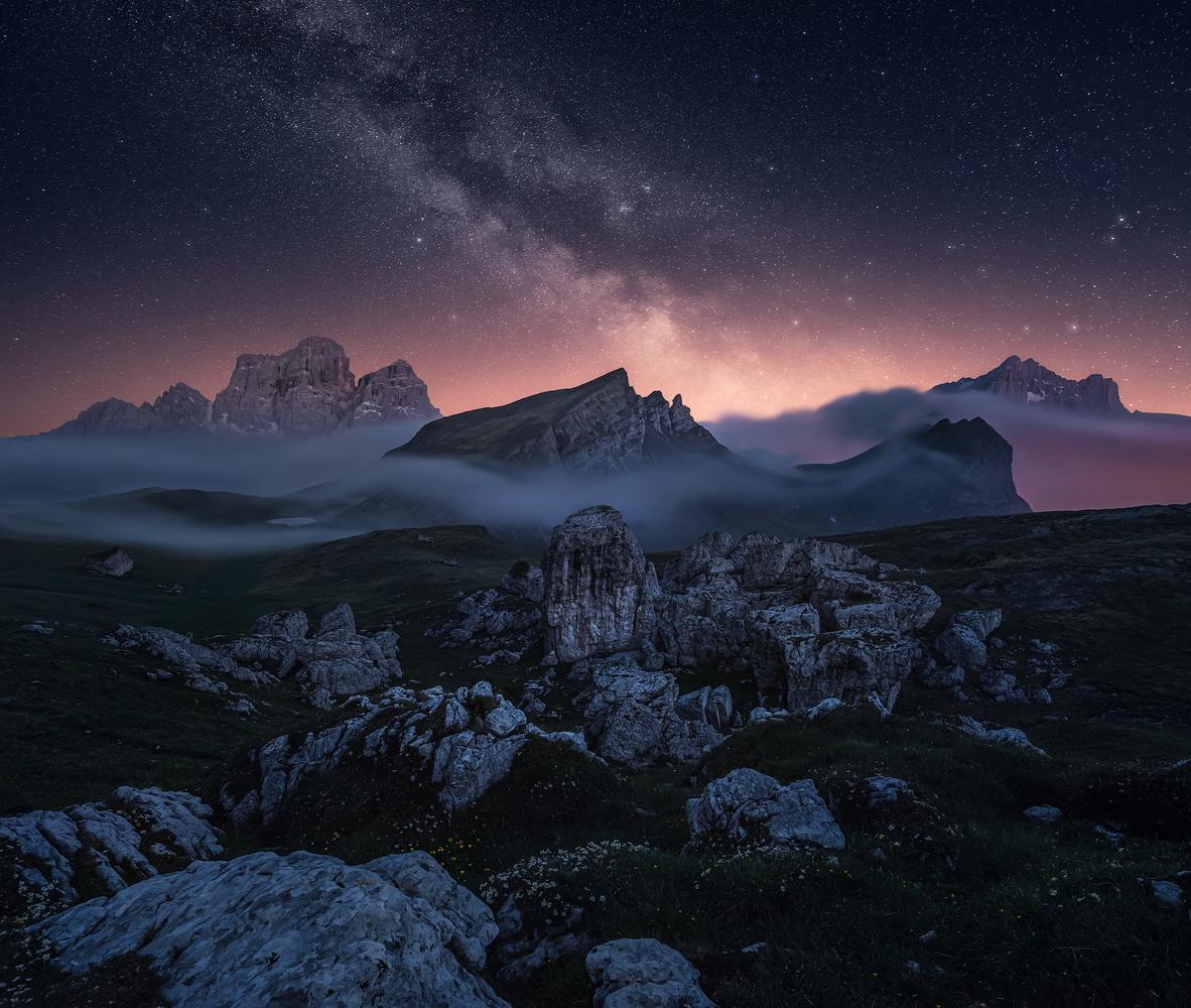 Mondeval plateau by Štefan Condík