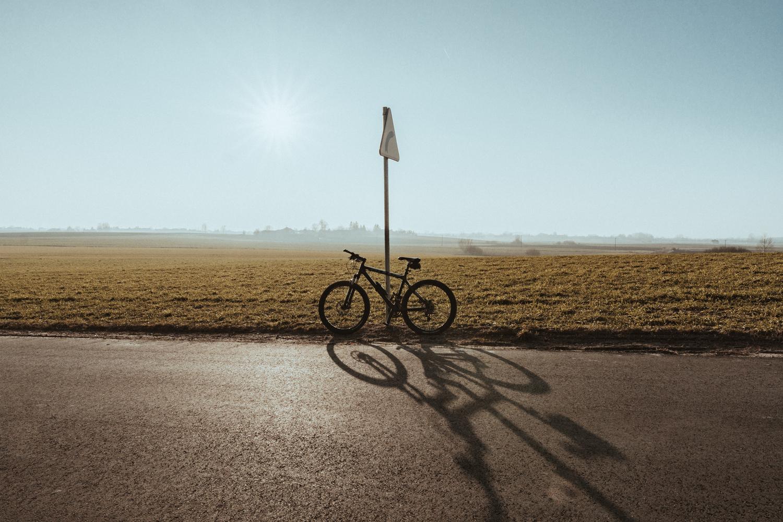 My bike by Eryk Lewandowski