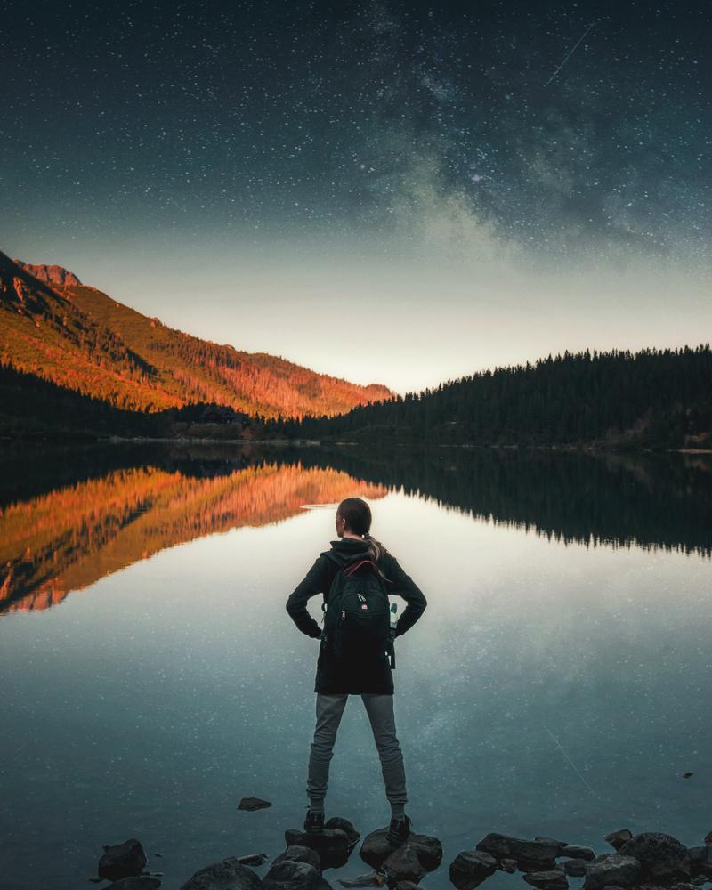 Mountains by Eryk Lewandowski