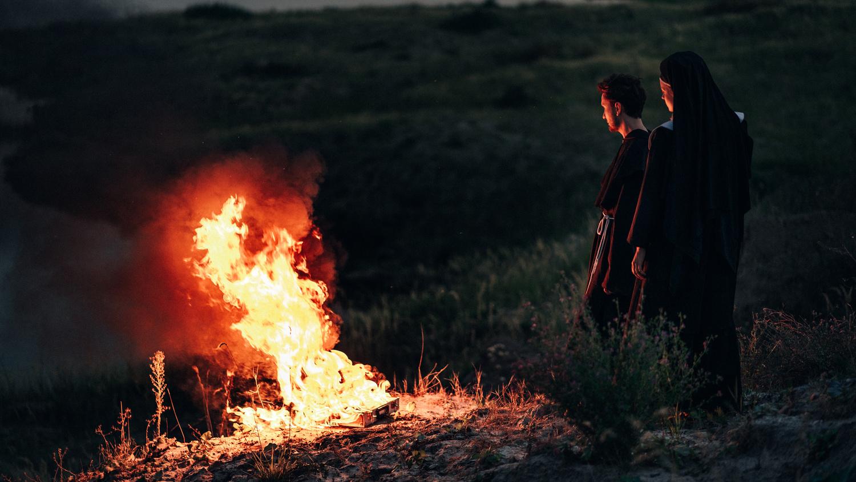 Fire by Eryk Lewandowski