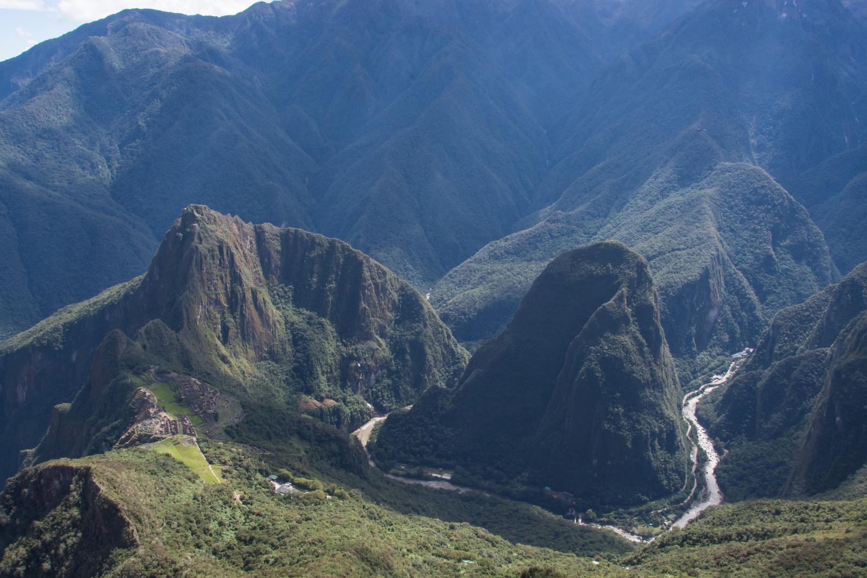 Macchu Pichu by Josh Akell