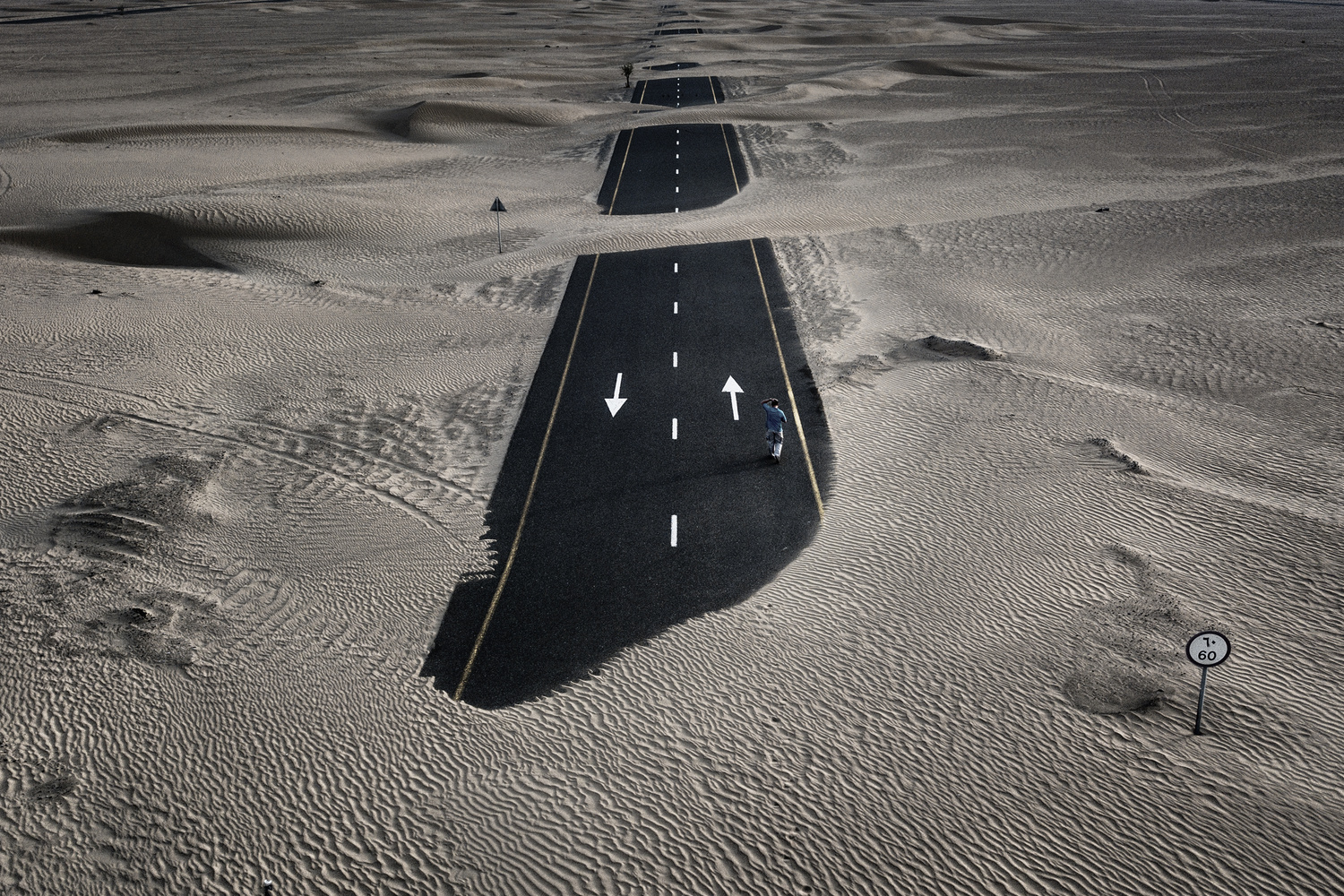 Hard Road by Rob Work