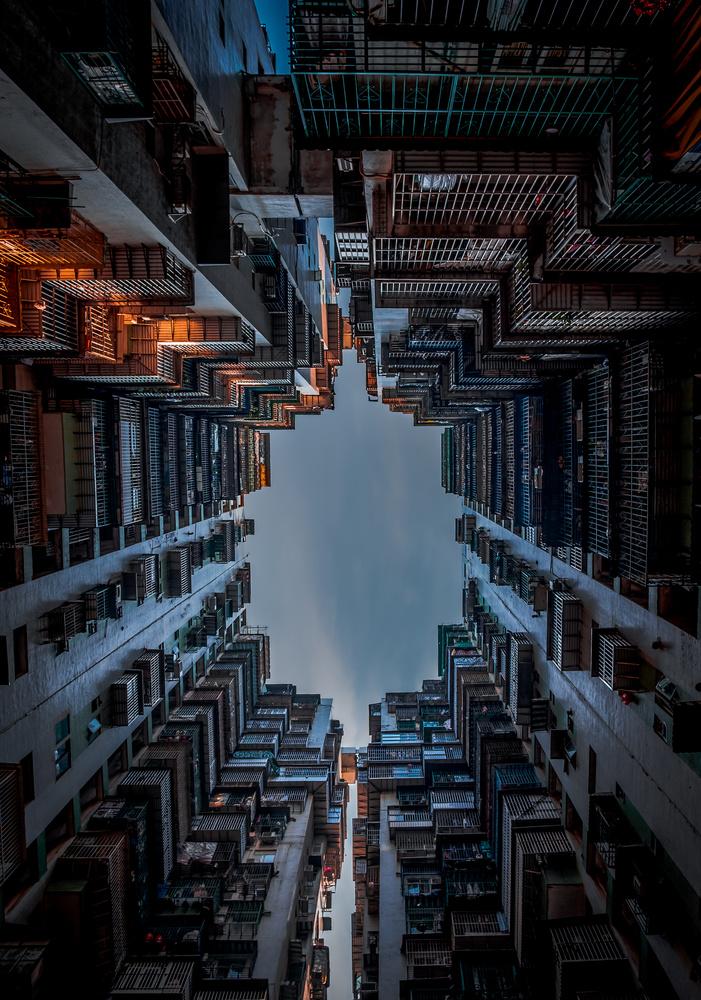 Birdcage of Macau by Vino Santillana
