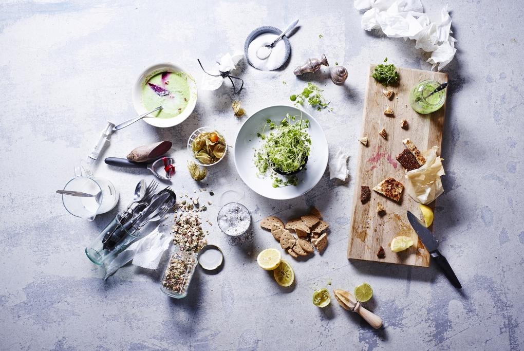 Foodmess by Søren Staun Petersen