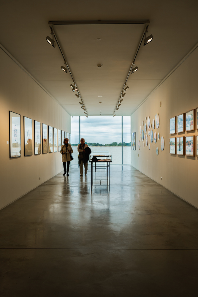 New gallery, old friendship by Zsolt Kralik