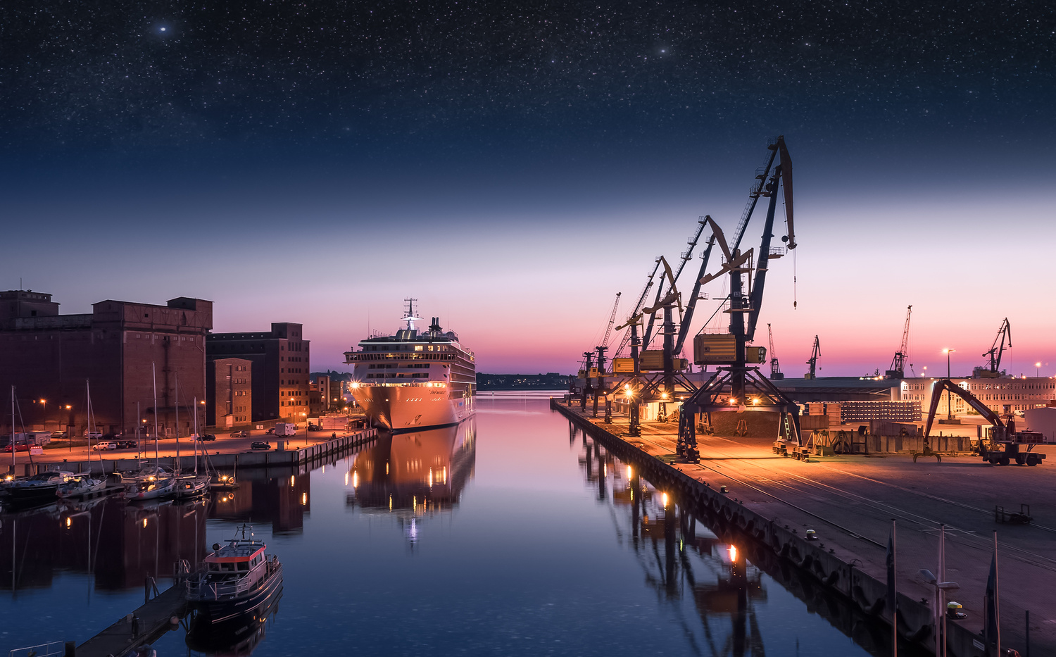 Star Harbor by nick s