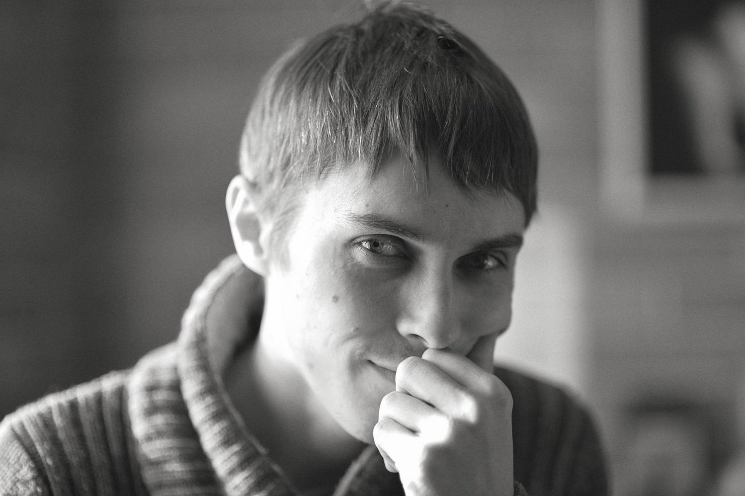 Portrait by Sergey Koveshnikov