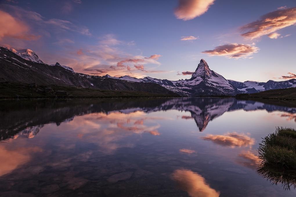 Matterhorn at sunset by Jorge B.