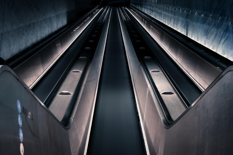 Underground by Teemu Eloranta