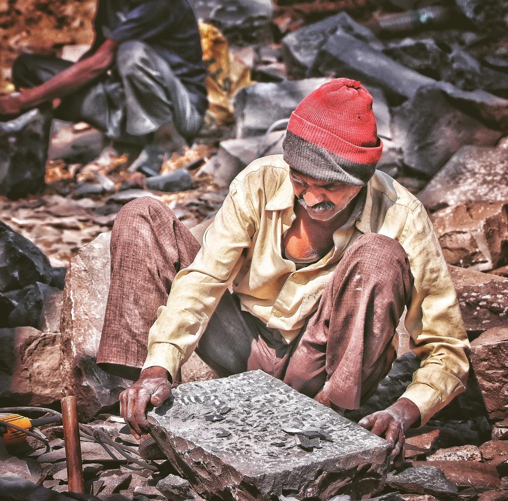 Hardwork by SK Jafir Ali