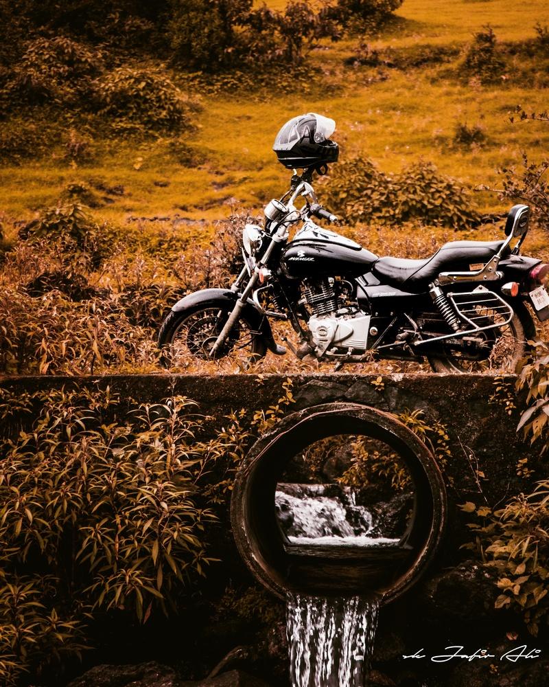 Ride Ahead by SK Jafir Ali