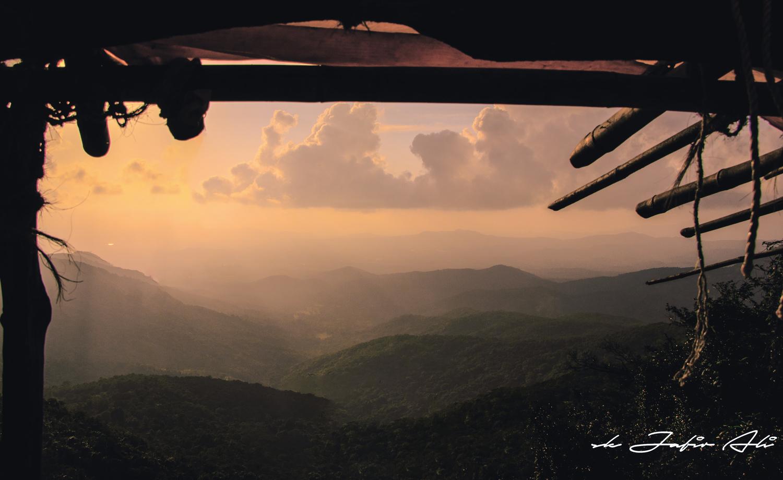 Epic Sunset by SK Jafir Ali