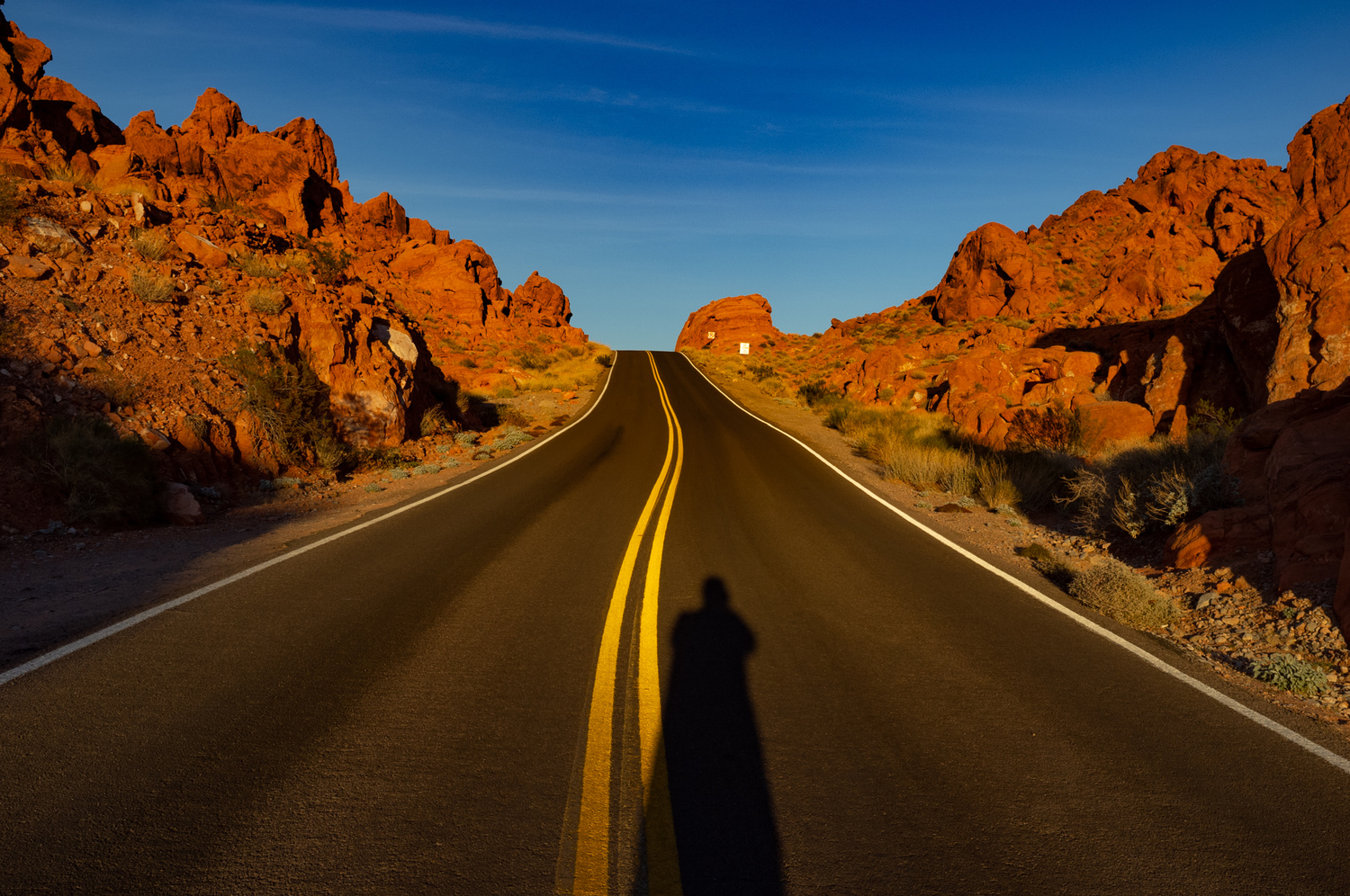 Valley of Fire by Roger Moffatt