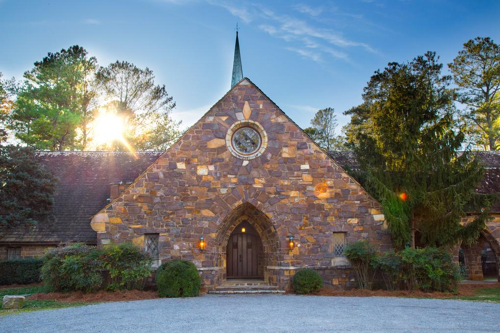 Frost Chapel by Justin Davis