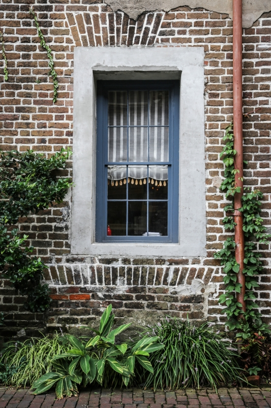 Charleston Window by Justin Davis