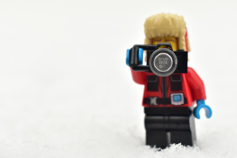 Snowy Photo Adventure by Matthew Lacy