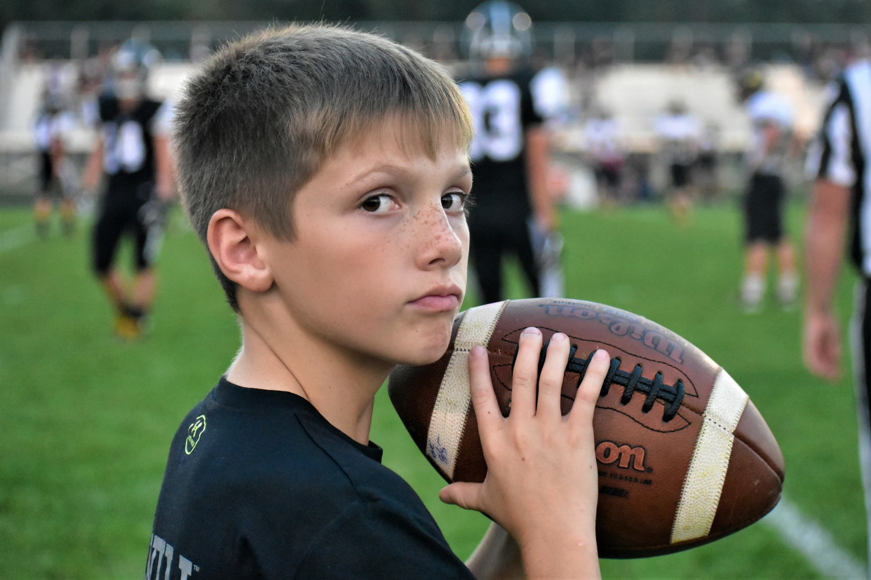 Ball Boy by Matthew Lacy