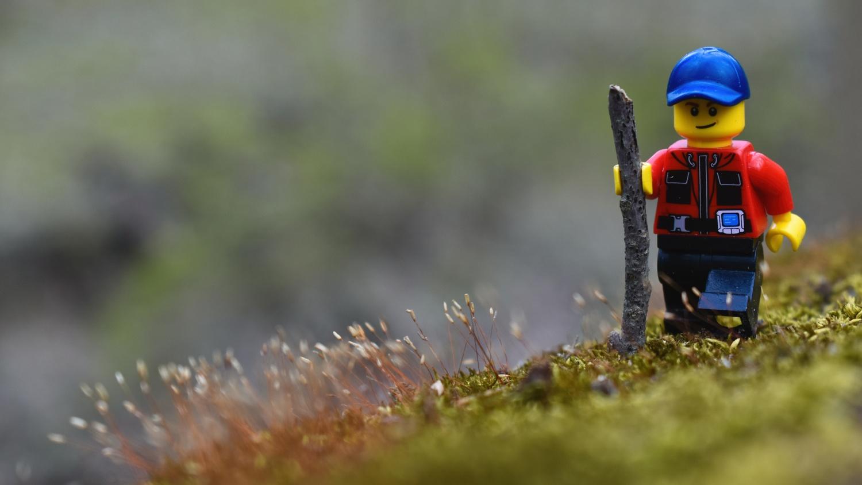 Hiking by Matthew Lacy