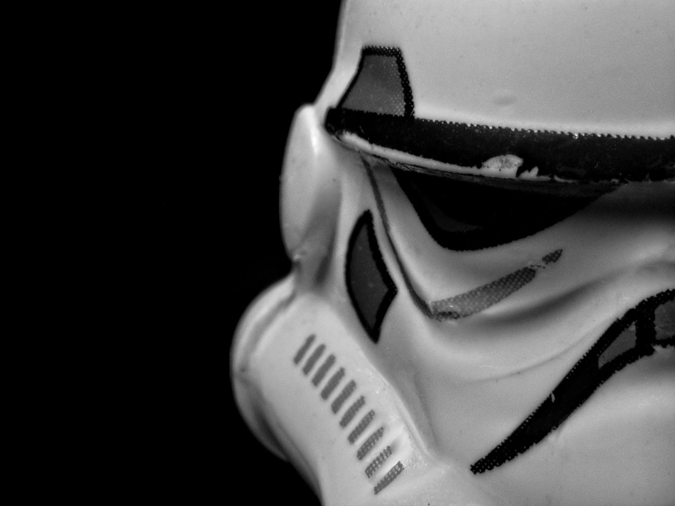 Helmet by Matthew Lacy