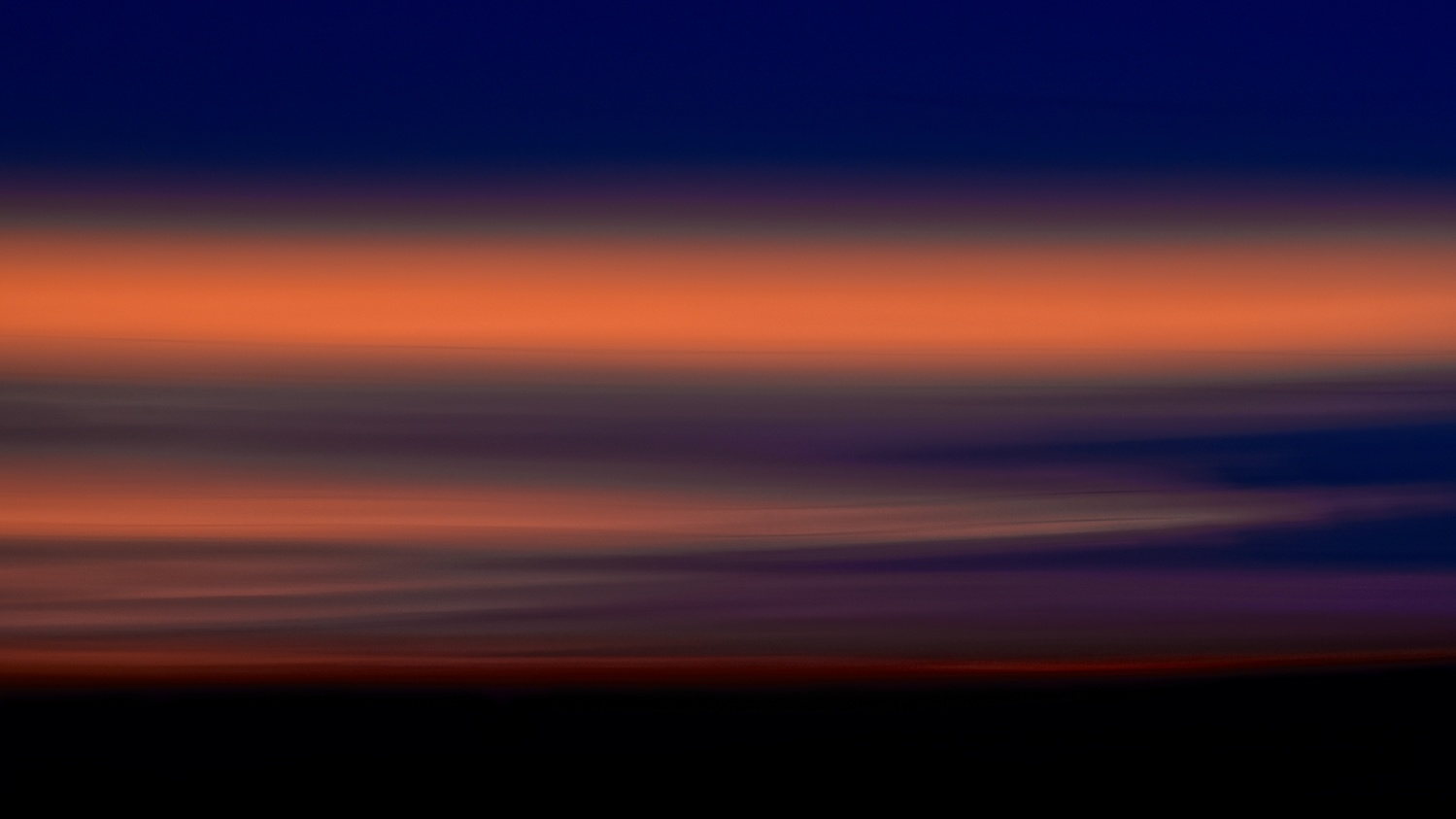 Sunset ICM by Matthew Lacy