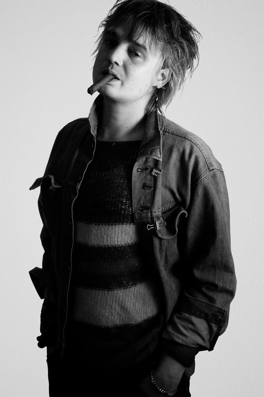 Pete Doherty by Simon Cornils