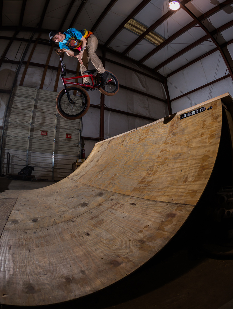 Ryan Button truck driver to fakie by Tom Beckman