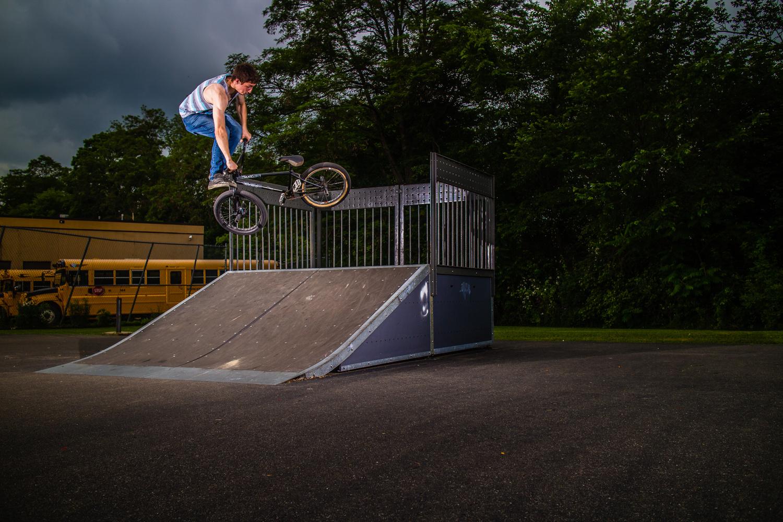 Alex Capalongo downside tailwhip by Tom Beckman