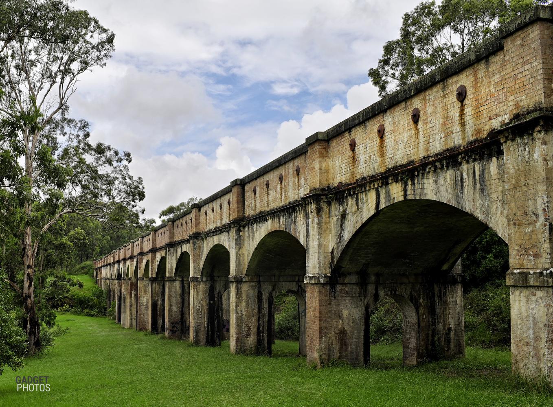 130 Year Old Sydney Aqueduct by Alex Blaikie