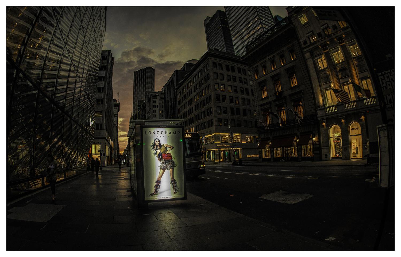Madison Avenue Dawn by John Ellingson