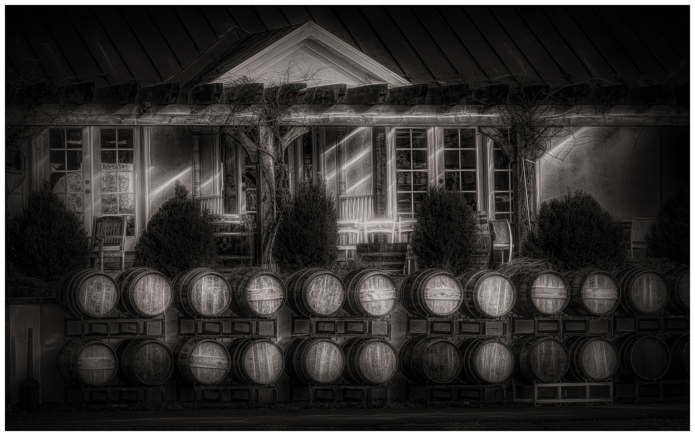 Barrel House by John Ellingson