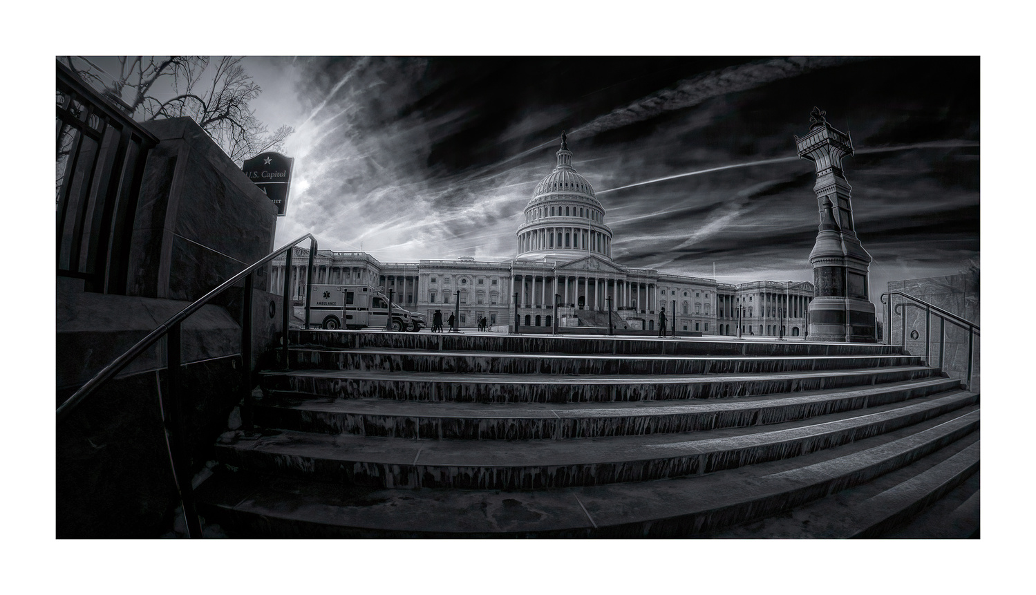 Capitol Steps by John Ellingson