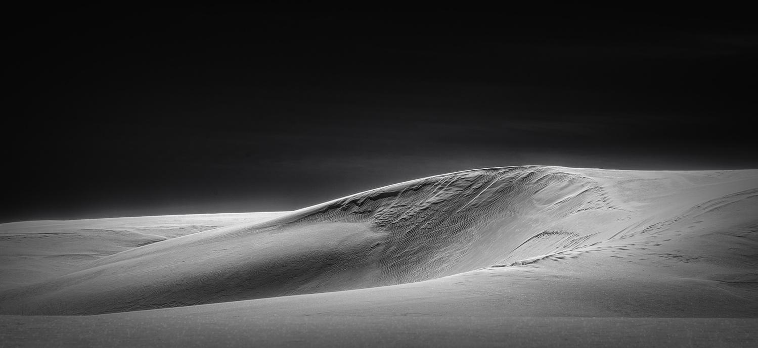 White Sands by John Ellingson