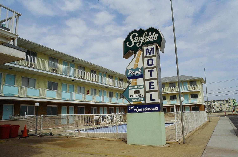 Motel by Hillery Baker