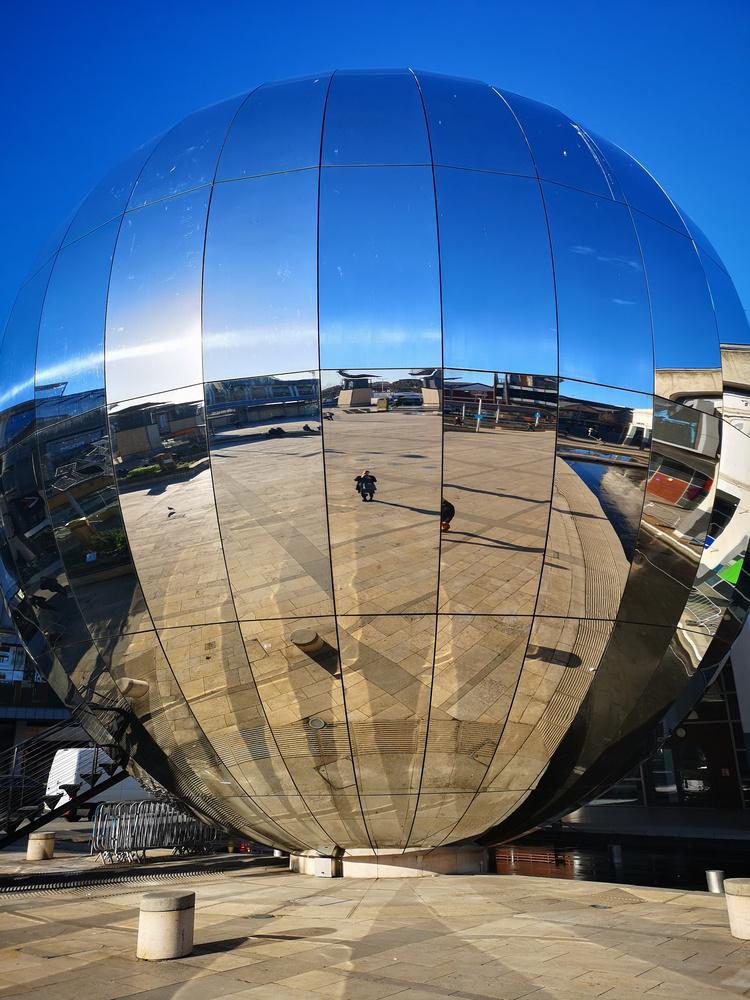 Planetarium by Melanie Knight