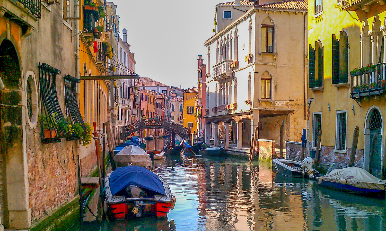 Grand Canal by Melanie Knight