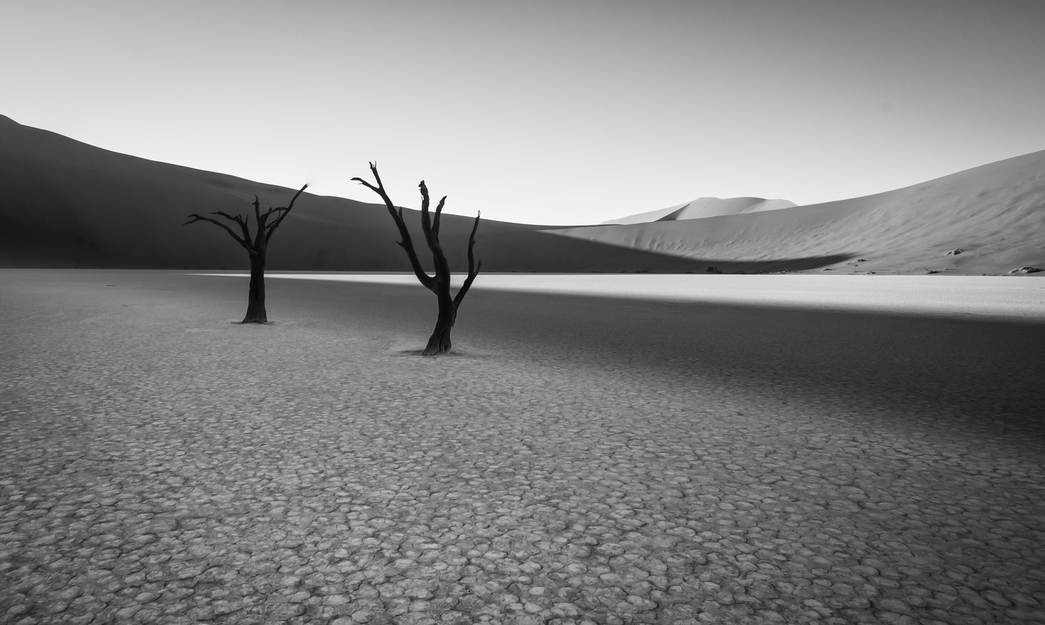 Namibia study #9 by Wilfred Berthelsen