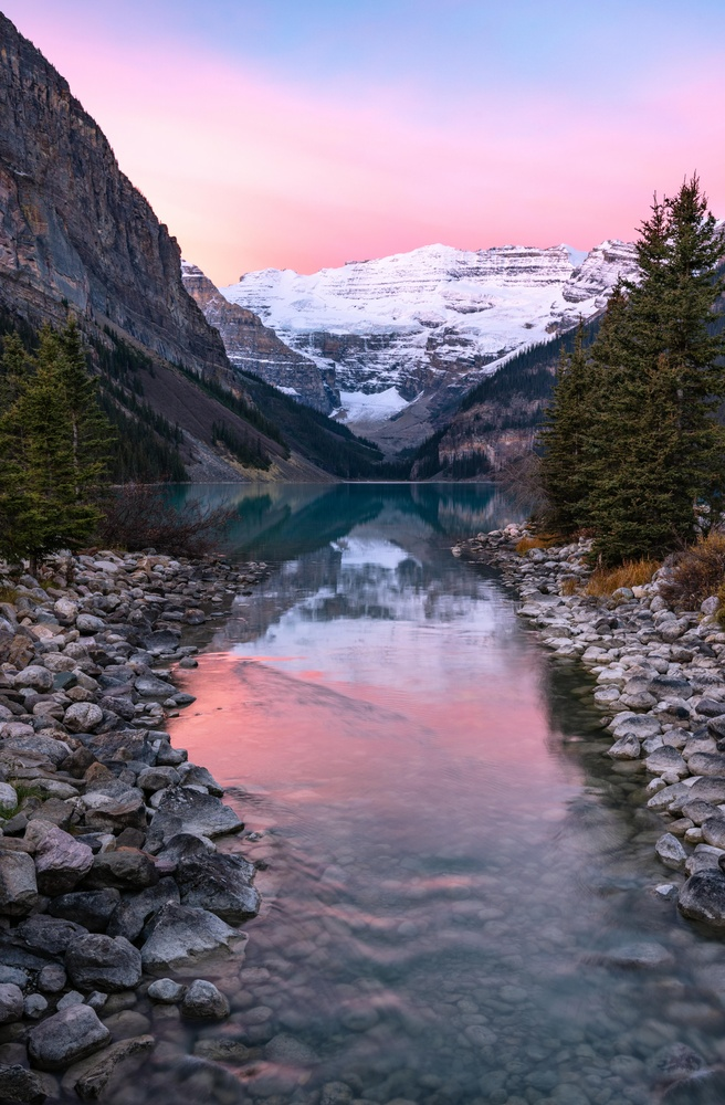 Lake Louise by Terry Wright