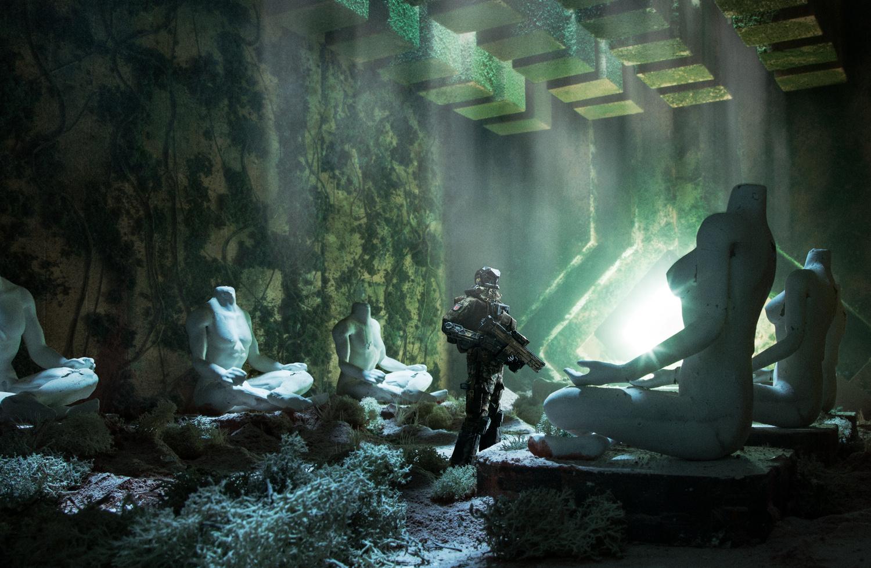 Portal Hall 2 by Orbital Decline