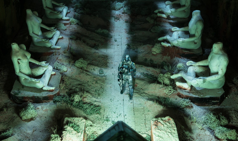 Portal Hall 4 by Orbital Decline