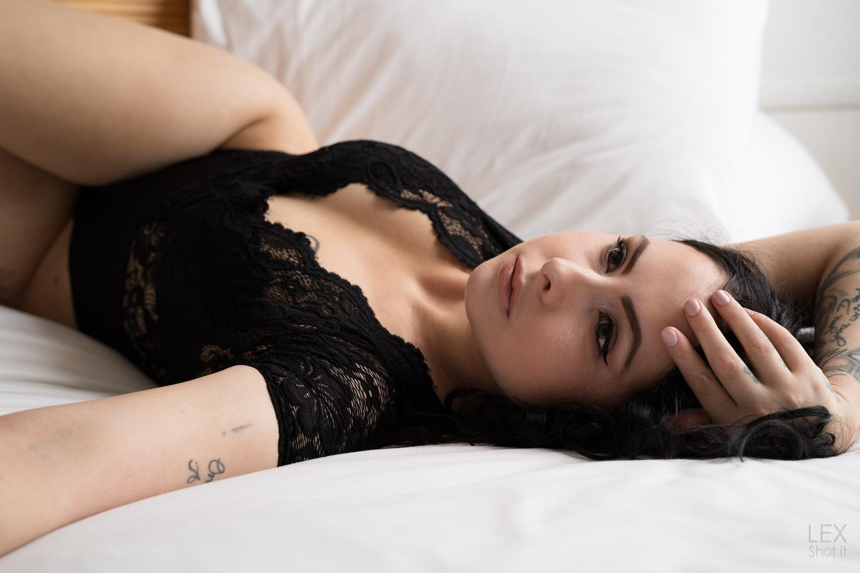 Chloe boudoir by Alex Herbert