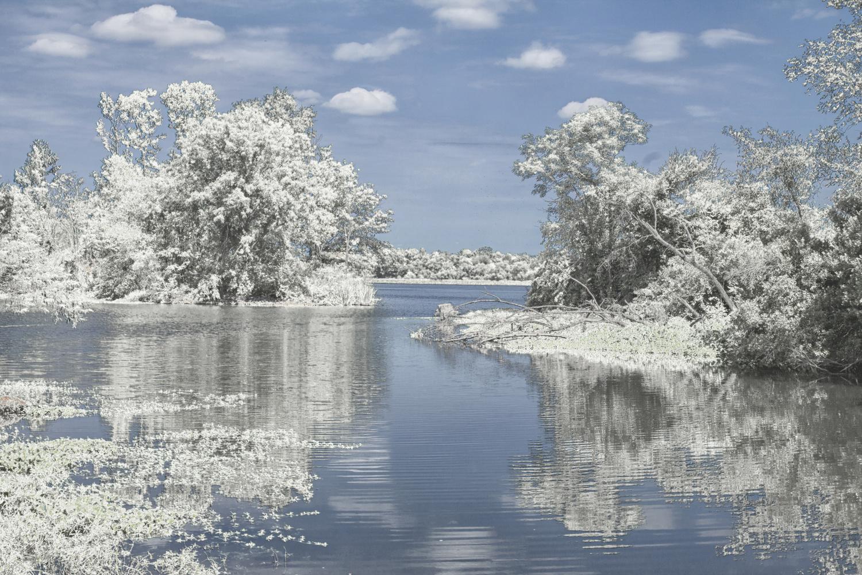 The Winter Reflection by Thomas Vasas