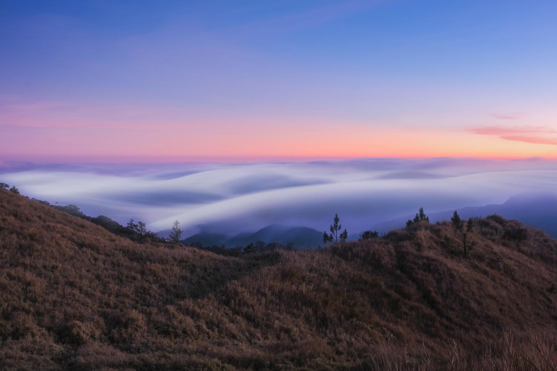 Dreamy Sunset by Karl Davin Hui