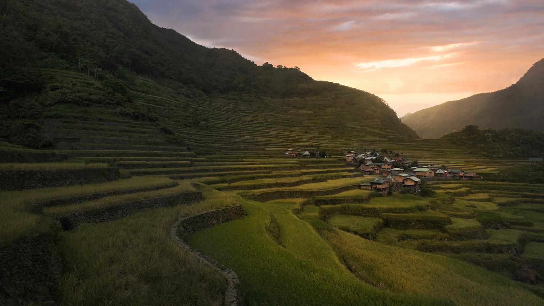 Batad Rice Terraces by Karl Davin Hui
