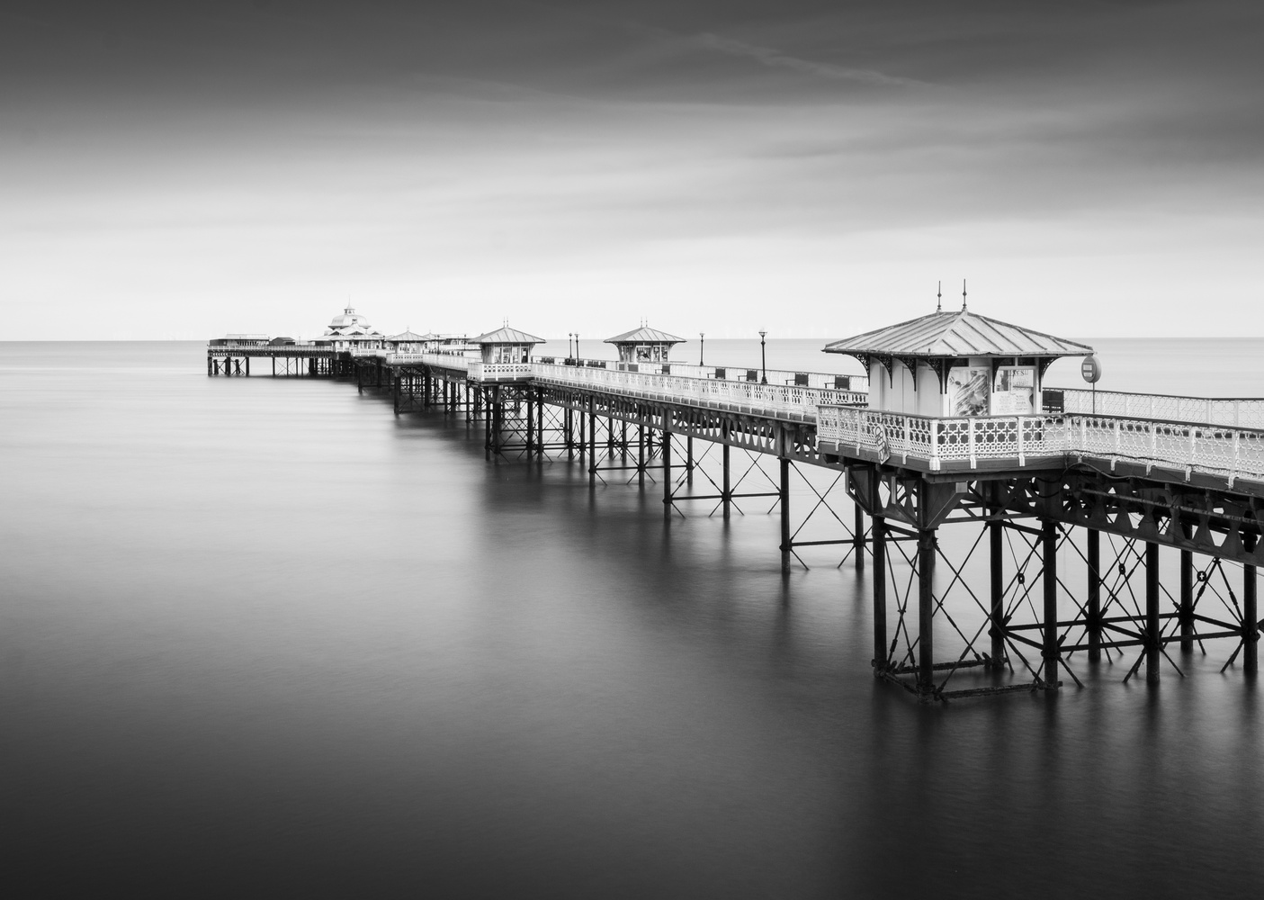 Pier by Stephen Norman