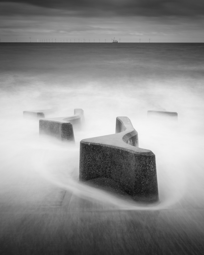 Sea Defence by Stephen Norman